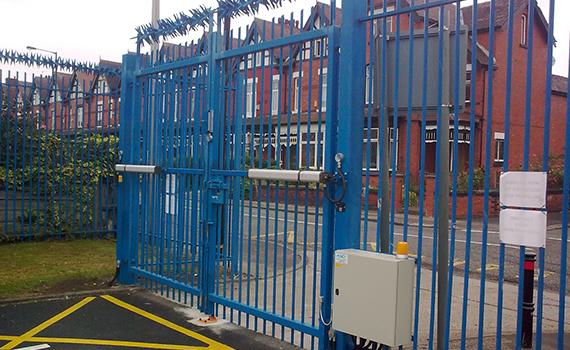 School Gate Systems